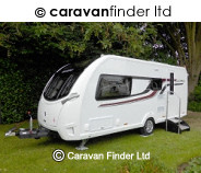 Swift Elegance 530 2016 4 berth Caravan Thumbnail