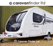 Swift Celeste 580 SE SOLD 2017 4 berth Caravan Thumbnail