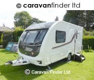 Swift Challenger 480 2017 2 berth Caravan Thumbnail