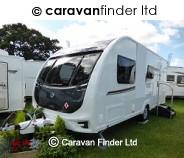 Swift Challenger 530 2017 4 berth Caravan Thumbnail