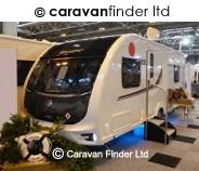 Swift Challenger 560 2017  Caravan Thumbnail