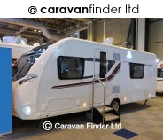Swift Conqueror 565 2017 4 berth Caravan Thumbnail