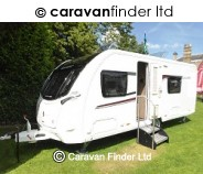 Swift Conqueror 570 2017 4 berth Caravan Thumbnail