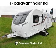 Swift Conqueror 580 2017 4 berth Caravan Thumbnail
