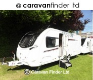 Swift Conqueror 645 2017 4 berth Caravan Thumbnail