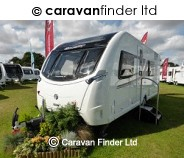 Swift Elegance 570 2017  Caravan Thumbnail
