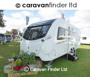 Swift Elegance 645 SOLD 2017 4 berth Caravan Thumbnail