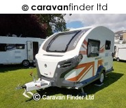 Swift Basecamp Plus 2018 2 berth Caravan Thumbnail