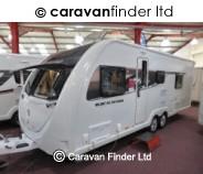 Swift Castle Beaumaris 2018 6 berth Caravan Thumbnail
