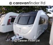 Swift Castle Harlech 2018 6 berth Caravan Thumbnail