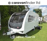 Swift Challenger 480 2018 2 berth Caravan Thumbnail