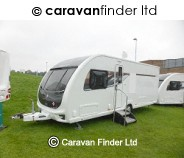 Swift Challenger 580 2018 4 berth Caravan Thumbnail