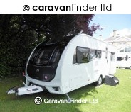 Swift Challenger 590 2018 6 berth Caravan Thumbnail