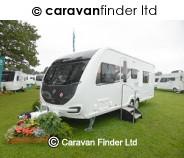 Swift Conqueror 630 2018 6 berth Caravan Thumbnail
