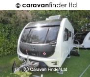 Swift Eccles 590 2018 6 berth Caravan Thumbnail