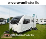 Swift Elegance 480 2018 2 berth Caravan Thumbnail