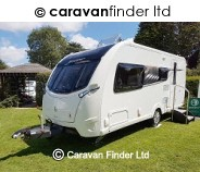 Swift Elegance 530 2018 4 berth Caravan Thumbnail