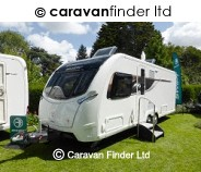 Swift Elegance 645 2018 4 berth Caravan Thumbnail