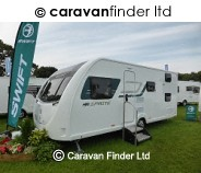 Swift Sprite Major 6 Diamond Pack 2018  Caravan Thumbnail