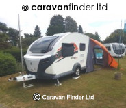 Swift Basecamp  2019 2 berth Caravan Thumbnail