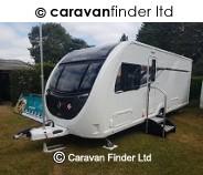Swift Challenger 580 LUX 2019  Caravan Thumbnail