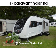 Swift Challenger 590 Lux Pack 2019  Caravan Thumbnail