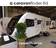 Swift Eccles 590 with Lux Pack 2019 6 berth Caravan Thumbnail