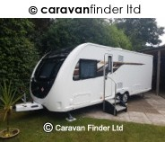 Swift Eccles 645 2019 4 berth Caravan Thumbnail