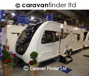 Swift Eccles 650 inc lux pack 2019  Caravan Thumbnail