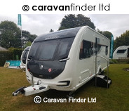 Swift Elegance 560 2019  Caravan Thumbnail