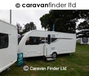 Swift Elegance 580 2019 4 berth Caravan Thumbnail