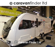 Swift Elegance 645 2019 4 berth Caravan Thumbnail
