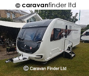 Swift Elegance Grande 635 2019 4 berth Caravan Thumbnail
