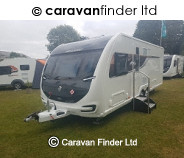 Swift Elegance Grande 645 2019 4 berth Caravan Thumbnail