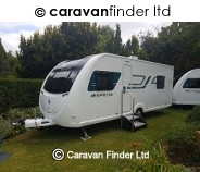 Swift Sprite Major 4 EB 2019 4 berth Caravan Thumbnail