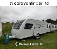 Swift Sprite Major 4 SB Diamond Pack 2019 4 berth Caravan Thumbnail