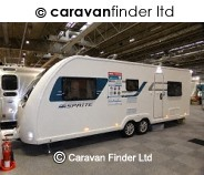 Swift Sprite Quattro DD Diamond Pack 2019 6 berth Caravan Thumbnail