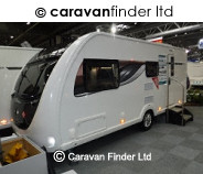 Swift Challenger 530 Lux Pack 2020  Caravan Thumbnail