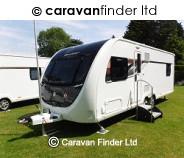 Swift Challenger X 835 Lux  Pack 2020  Caravan Thumbnail