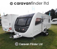 Swift Challenger X 850 Lux  Pack 2020 4 berth Caravan Thumbnail