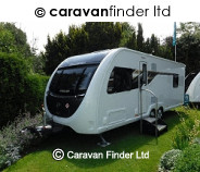 Swift Eccles 650  2020  berth Caravan Thumbnail