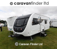Swift Eccles X 865  2020  berth Caravan Thumbnail