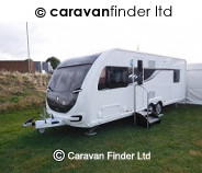 Swift Elegance 650 2020 4 berth Caravan Thumbnail