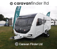 Swift Elegance X 835 Lux Pack 2020 4 berth Caravan Thumbnail
