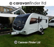 Swift Elegance Grande 850 2020 4 berth Caravan Thumbnail