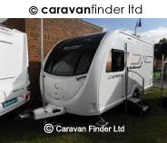 Swift Sprite Alpine 4 Diamond Pack 2020  Caravan Thumbnail
