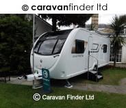 Swift Sprite Major 4 EB 2020  Caravan Thumbnail