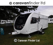 Swift Challenger 580 Lux Pack 2021 4 berth Caravan Thumbnail