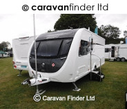 Swift Challenger X 880 Lux  Pack 2021  Caravan Thumbnail