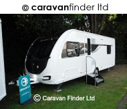 Swift Elegance 560 2021 4 berth Caravan Thumbnail